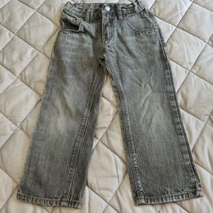 Sean John size 4t black/grey  jeans
